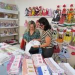 Bazar do Dia das Mães apresenta comercialização de artesanato em prol do Hospital Nosso Lar