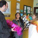 Hospital Nosso Lar doa cobertores aos familiares de pacientes