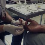 Nosso Lar realiza Semana de Combate à Aids com realização de exames em todos os funcionários, pacientes e seus familiares